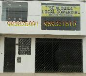 Alquilo Local Comercial, 2do Piso Excelente Ubicacion